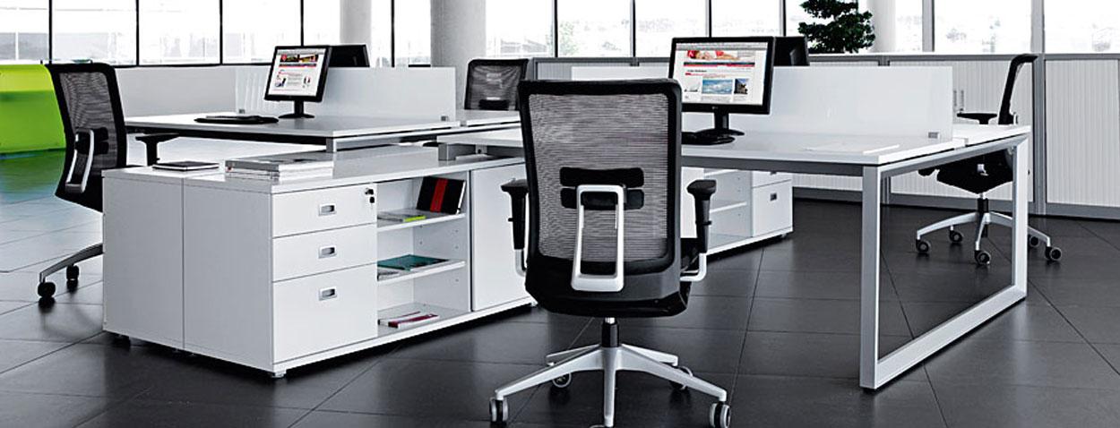 Organitec mobiliario europeo de oficina for Mobiliario modular para oficina
