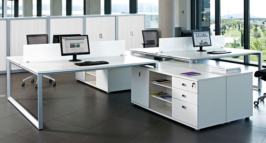 Organitec mobiliario europeo de oficina for Mobiliario de oficina pamplona