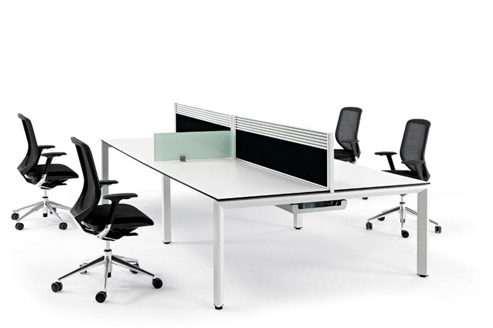 Organitec mobiliario europeo de oficina for Mesas de trabajo para oficina