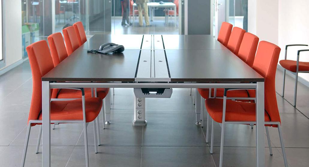 Organitec mobiliario europeo de oficina for J g mobiliario